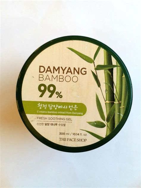 Harga The Shop Damyang Bamboo the shop damyang bamboo gel review
