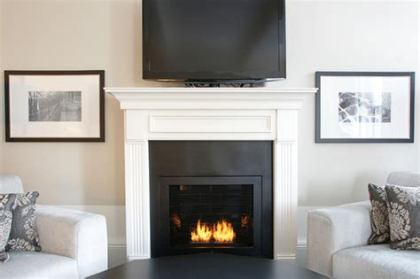 Hearth Cabinet by Hearth Cabinet Ventless Fireplace Custom Traditional