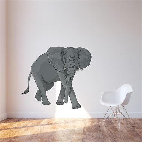 elephant wall stickers elephant wall decals roselawnlutheran