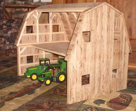 build toy barns wooden toy barn  wild cat
