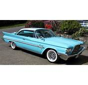 1960 Chrysler Saratoga  Information And Photos MOMENTcar