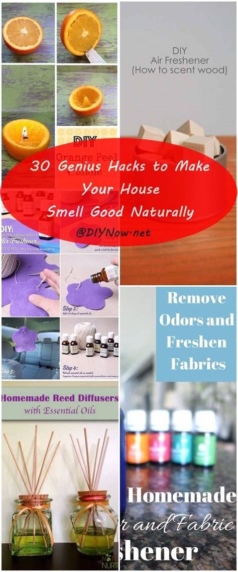how to keep your house smelling good 30 genius hacks to make your house smell good naturally diynow net