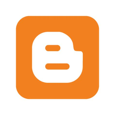blogger logo png blogger b logo vector free download