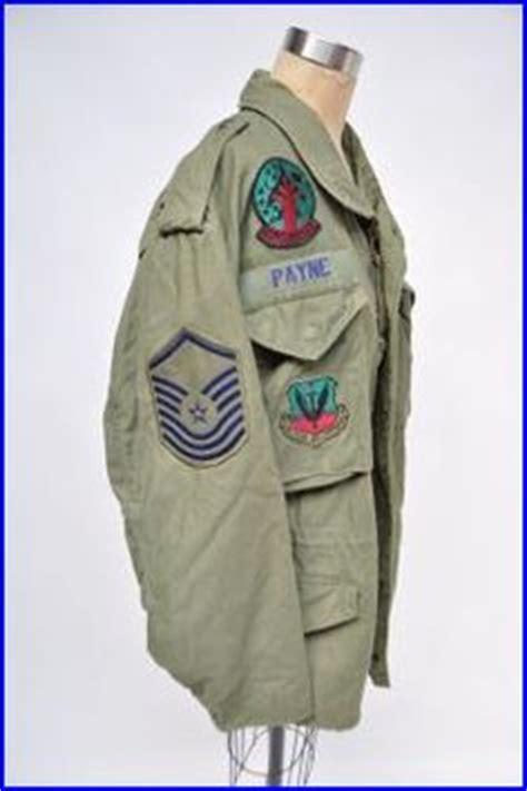 Parka Army Six Pocket s or s vintage cargo jacket 159