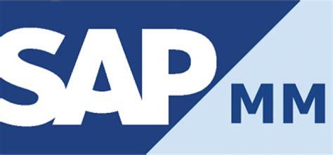 what is sap mm sap material management module sap what is sap mm sap material management module