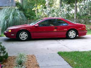 1990 Ford Thunderbird 1990 Ford Thunderbird Pictures Cargurus