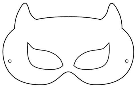 Masques De Super H 233 Ros 224 Colorier Masque Loup Coloriage L