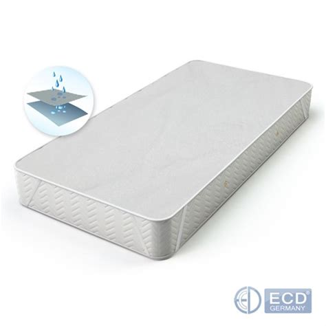 Rubber Mattress Protector by 100 Cotton Mattress Protector Sheet Cover 70x140cm Water