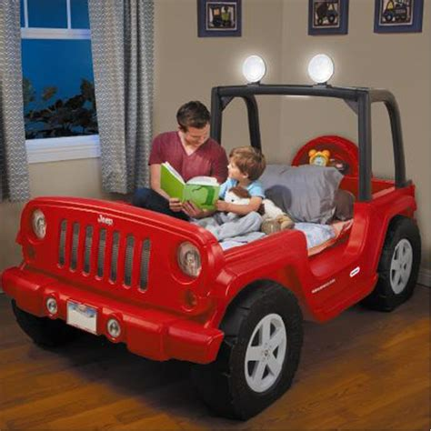 Little Tikes Jeep Wrangler To Twin Bed Ojcommerce