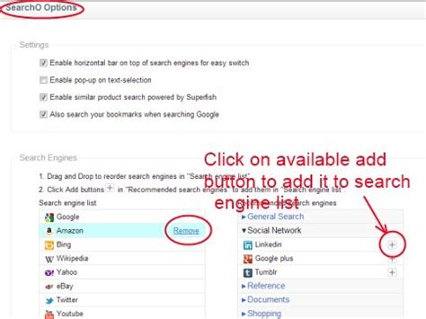 All Free Search Engines Chrome Extension To Switch Between Different Search Engines