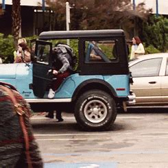 light blue jeep stiles stilinski stiles and his jeep animated gif 3718935 by marine21 on