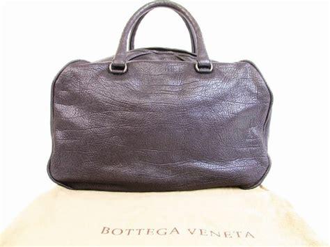 Bottega Veneta Mini Boston Bag by Bottega Veneta Goat Leather Metallic Gray Bag Mini