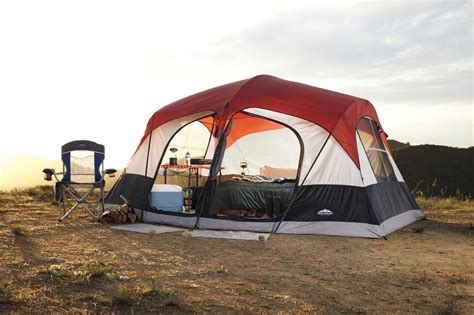 Northwest Tent And Awning by Northwest Territory Family Cabin 8 Person Tent 14ft X