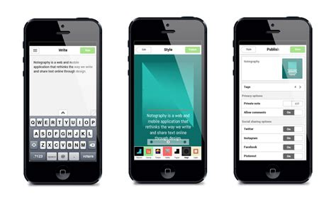 graphics design app for android free typography app for ios android and web