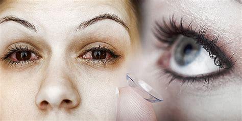 6 hal mengerikan yang terjadi saat tidur menggunakan lensa