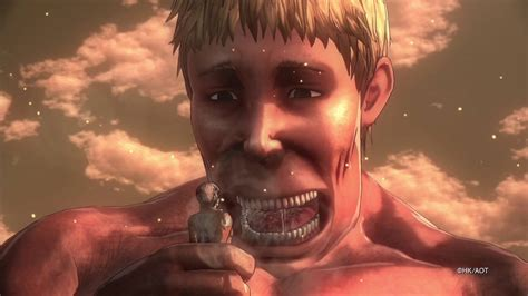 attack on tian attack on titan wings of freedom review pc