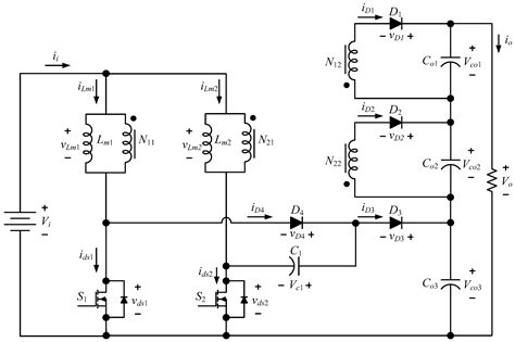 coupled inductor boost converter interleaved boost converter coupled inductor 28 images an efficient high step up interleaved