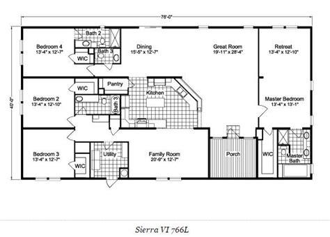 manufactured floor plans living house plans 10 great manufactured home floor plans