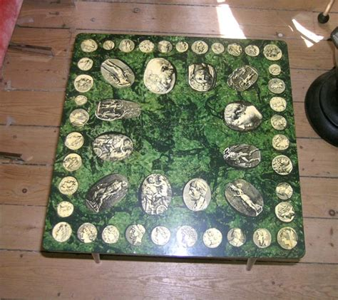 decoupage tables for sale decoupage table by fornasetti at 1stdibs