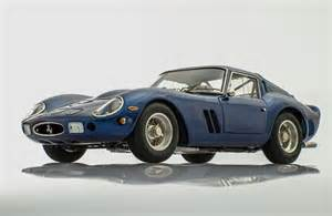 250 gto blue 1962 by cmc model cars racing heroes