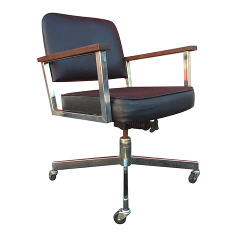 mid century desk chair mid century office chair home design
