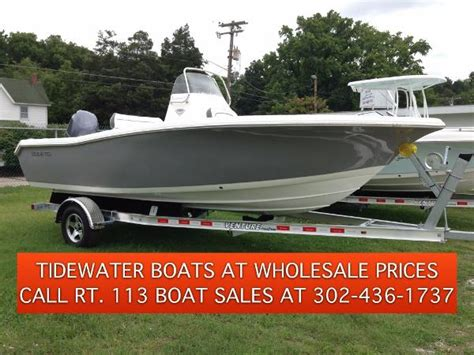 route 113 boat sales tidewater 198 cc boats for sale boats