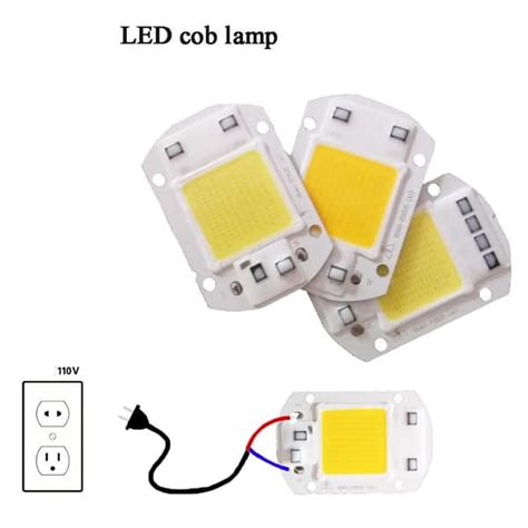 led diode high power driverless high power led 20w 30w 50w 110v diy cob led diode chip direct voltage makers market