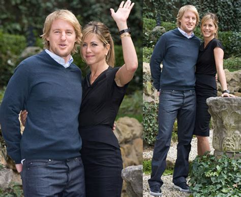 luke wilson julia roberts photos of jennifer aniston and owen wilson at rome
