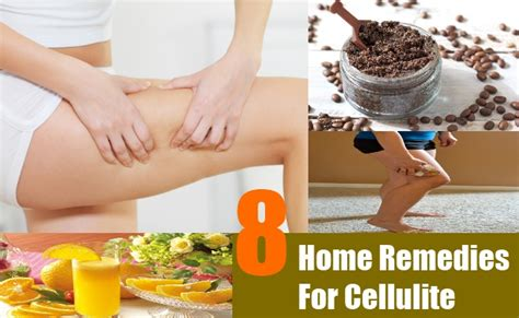cellulite home remedies treatments and cures