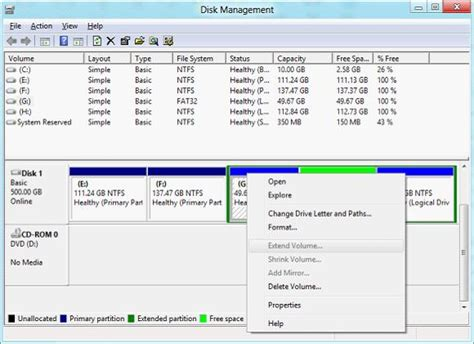 format fat32 on windows xp windows xp disk management format fat32