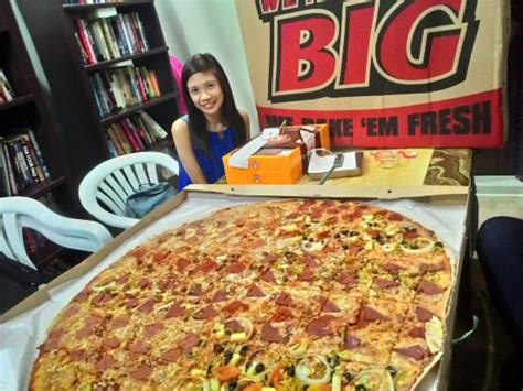 big pizza big guys pizza picture of big guys pizza luzon tripadvisor