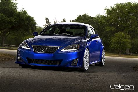lexus is 250 lowered usb lexus is250 f sport lowered on bc coilovers velgen