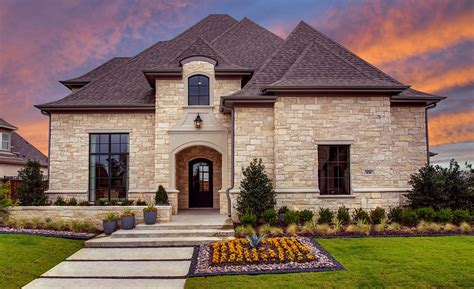 carillon in southlake tx by estate by gehan homes