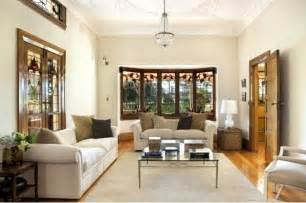 Federation Homes Interiors there are four bedrooms with built ins formal sitting and dining