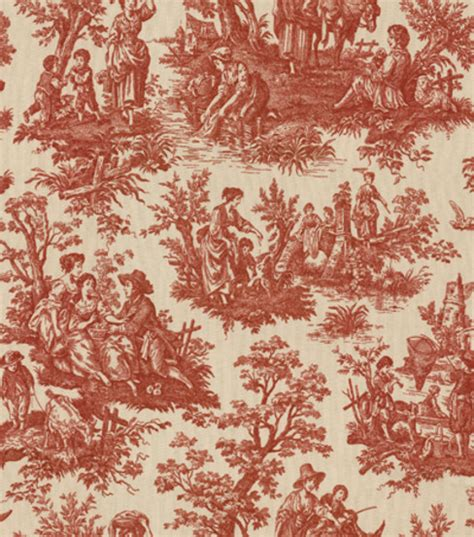 home decor fabric waverly country garnet jo