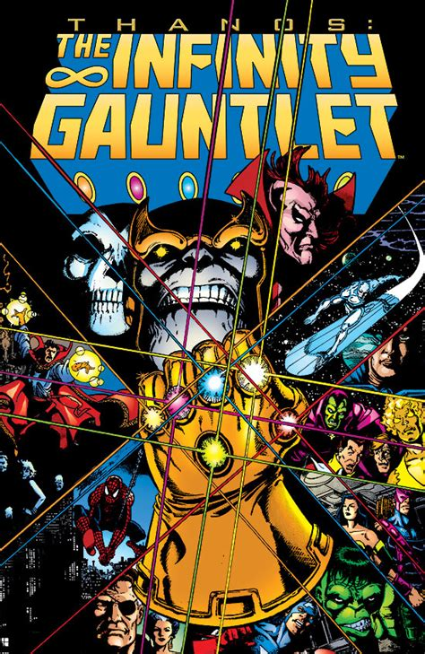 the gauntlet series 1 building for the event part 17 the infinity