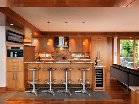 muebles de cocina madera rustica cocina moderna o tradicional cien dise 241 os interesantes