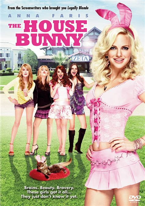 the house bunny full movie tagline bodaciously going where no bunny has gone before college
