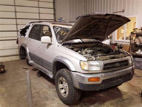 1998 Toyota Tundra Used 1998 Toyota Tundra Electrical Alternator 6 Cyl 70
