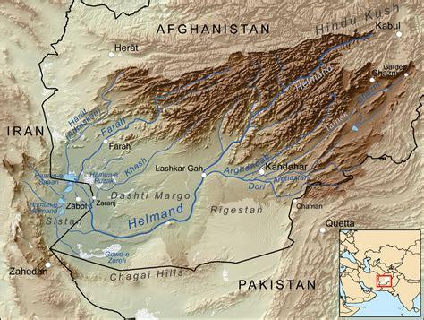 hindu kush map hindu kush mountains map
