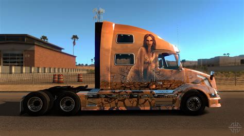 volvo america volvo vnl 780 v for american truck simulator