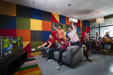 bukalapak office 11 inspirasi ruang kerja ini bikin ide kreatifmu mudah