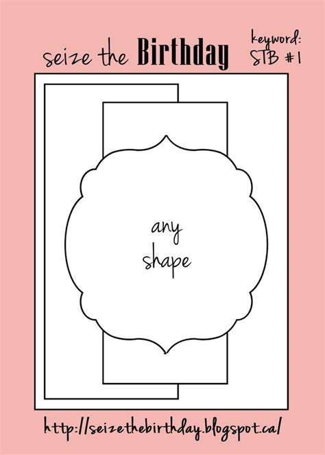 Sketch Card Template by 216 Best Design Templates Scrapbooking And Cards Images On