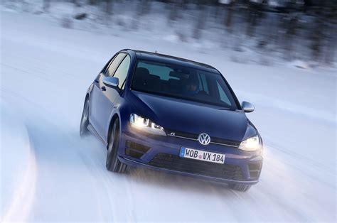 volkswagen snow 2015 volkswagen golf r euro spec first drive motor trend