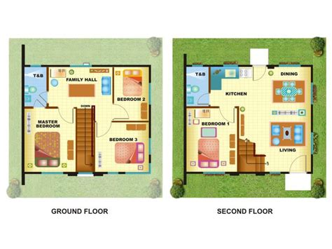French Style Floor Plans by 100 Square Meter House Plan Philippines Home Design And