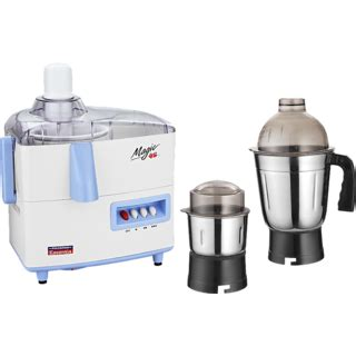 Juicer Jmg buy home appliances padmini jmg magic juicer mixer grinder