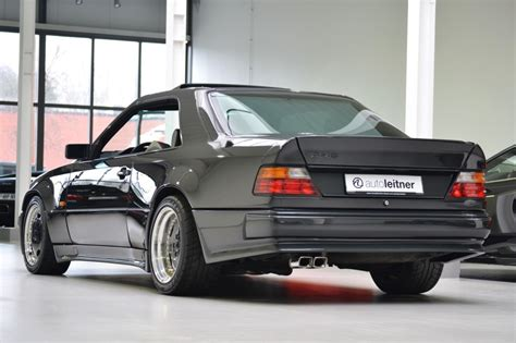 mercedes hammer one of 12 1992 amg hammer coupe 6 0 bring a