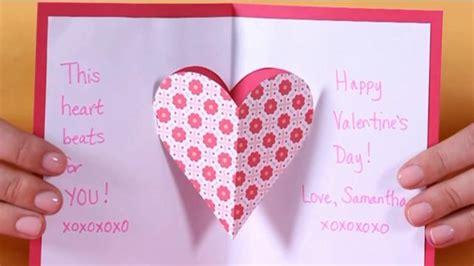 valentines card template ks1 cara kreatif dan murah membuat kartu ucapan
