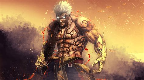 asura asuras wrath wallpapers hd desktop  mobile