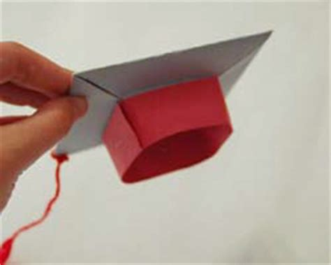 How To Make A Paper Graduation Cap - paper graduation cap